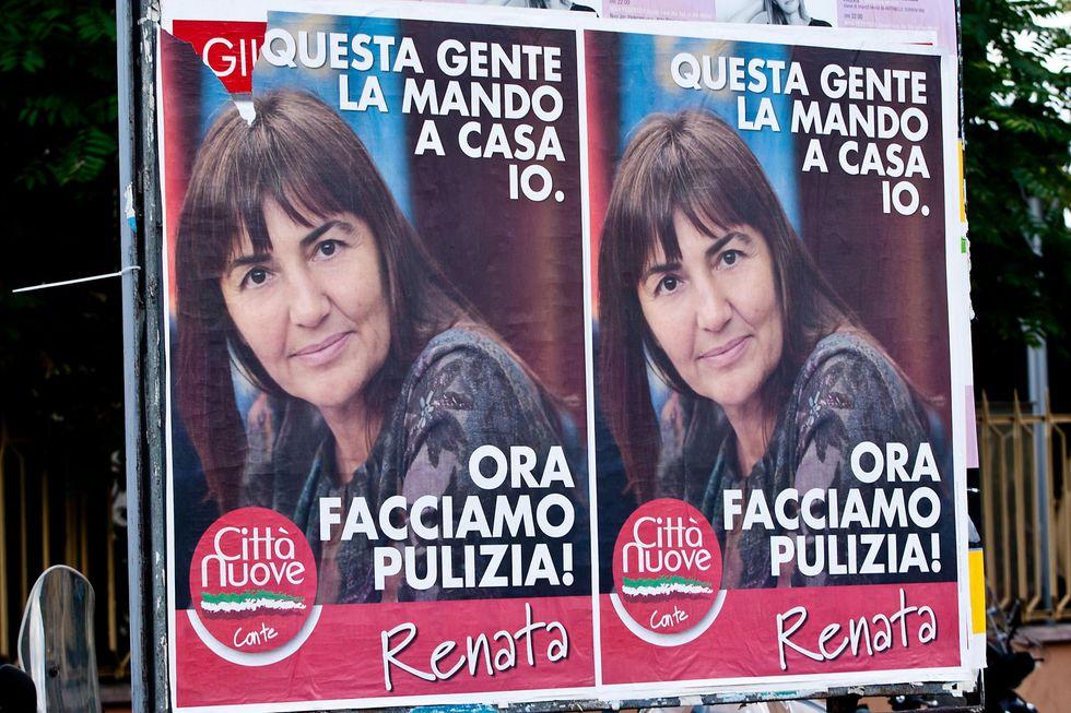 Polverini #arenata e #Polverina