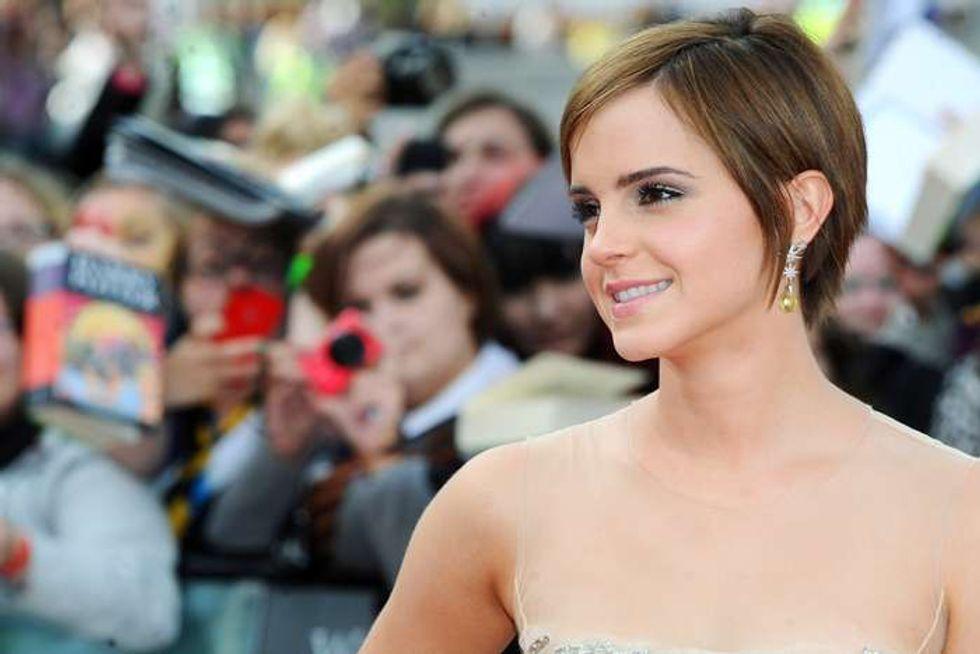 Emma Watson si candida per il film Cinquanta sfumature di Grigio, ma la concorrenza è forte