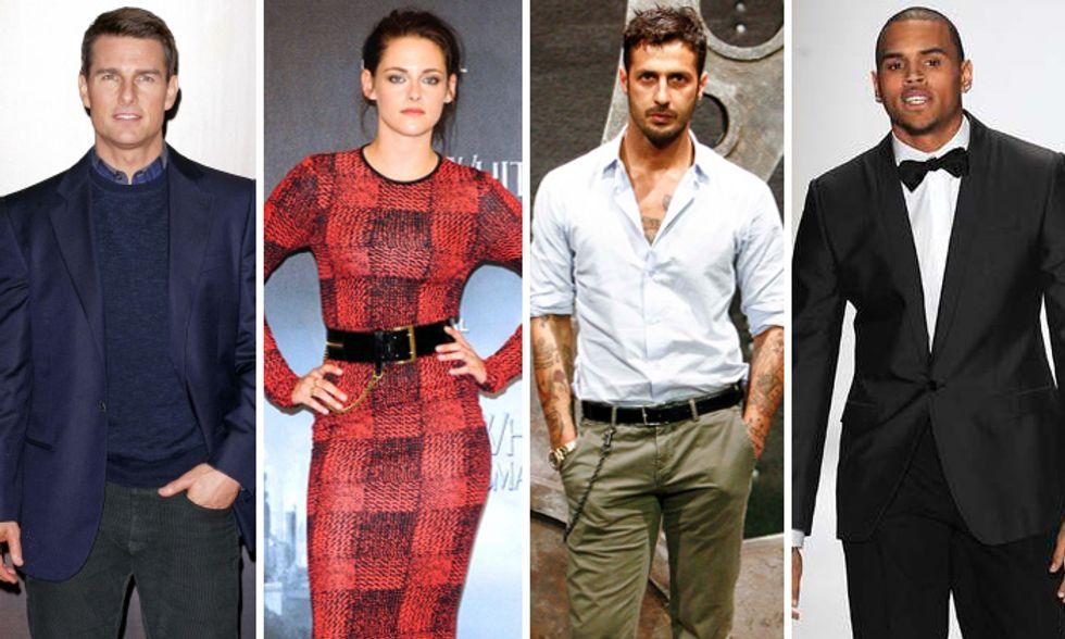 Kristen Stewart e Robert Pattinson a casa insieme, Chris Brown flirta con Nicole Scherzinger