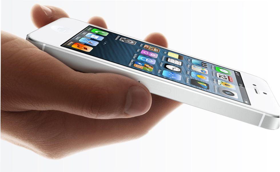 #iPhone5: delirio Twitter