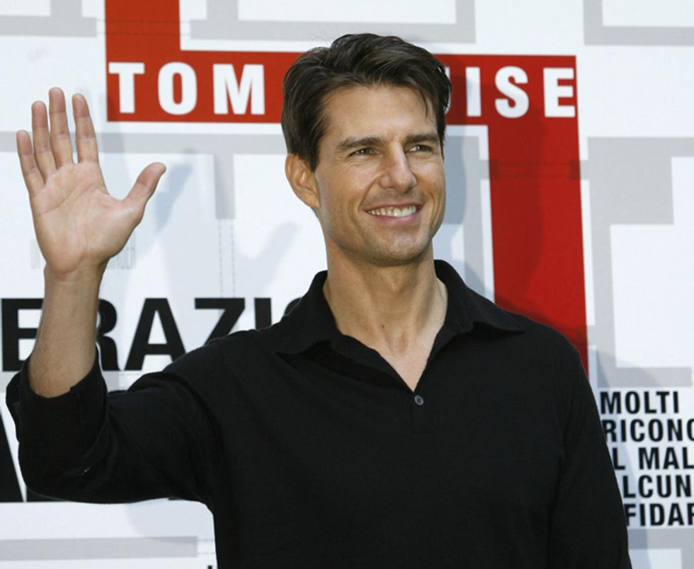 Tom Cruise lascia Scientology?