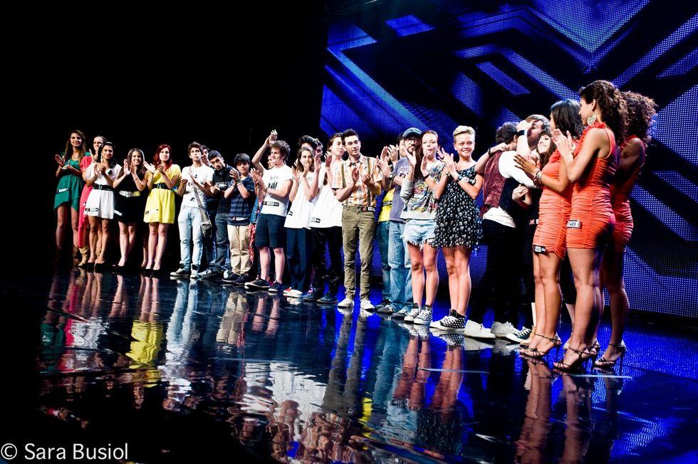 X Factor 6: al via il Bootcamp - il live
