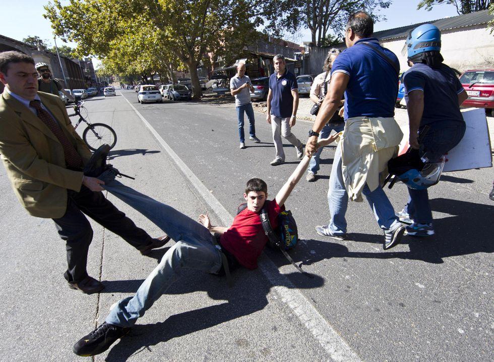 #5ott, l'hashtag della rivolta studentesca