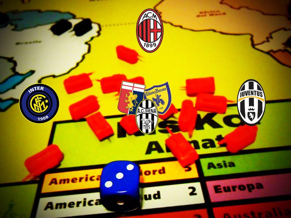 Juventus, Milan, Inter: le alleanze di mercato fanno la differenza
