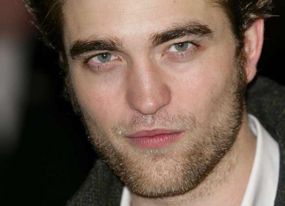 Stewart-Pattinson: una bionda misteriosa per Robert