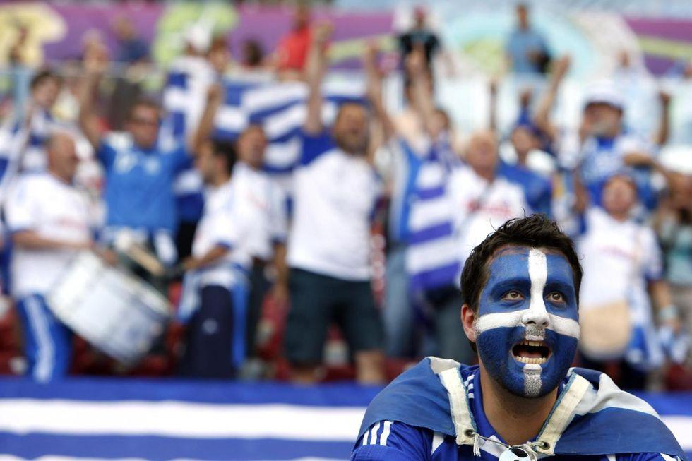 Grecia-Germania: molto più di una partita di calcio