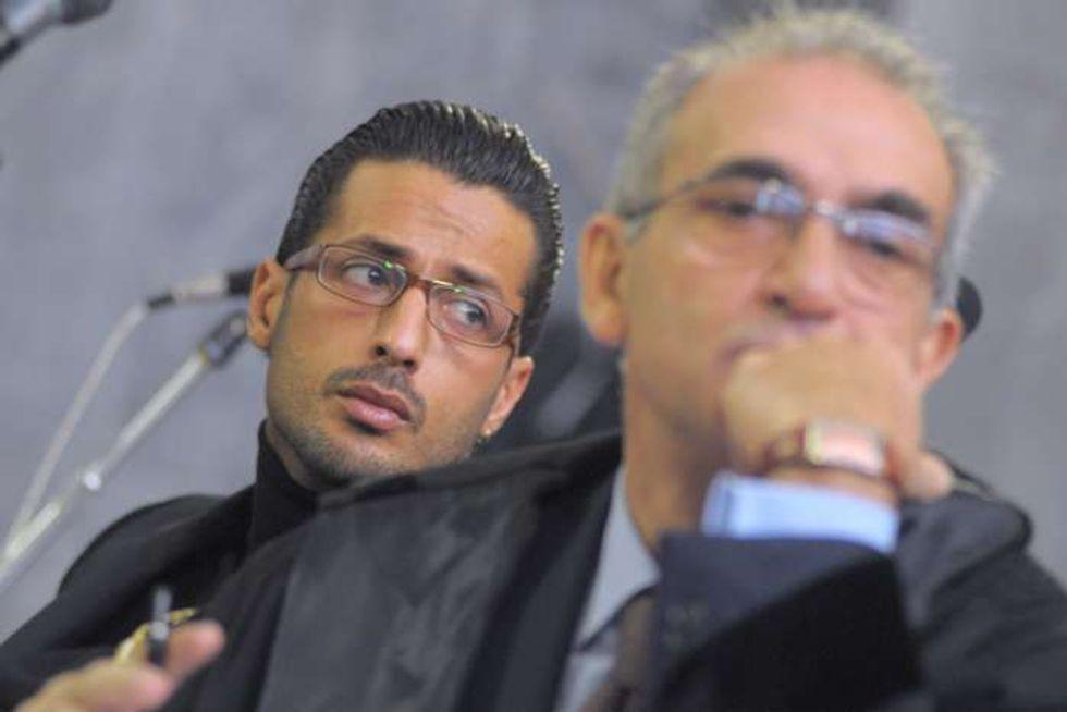 Fabrizio Corona aspetta la decisione del giudice, rischia il carcere per anni