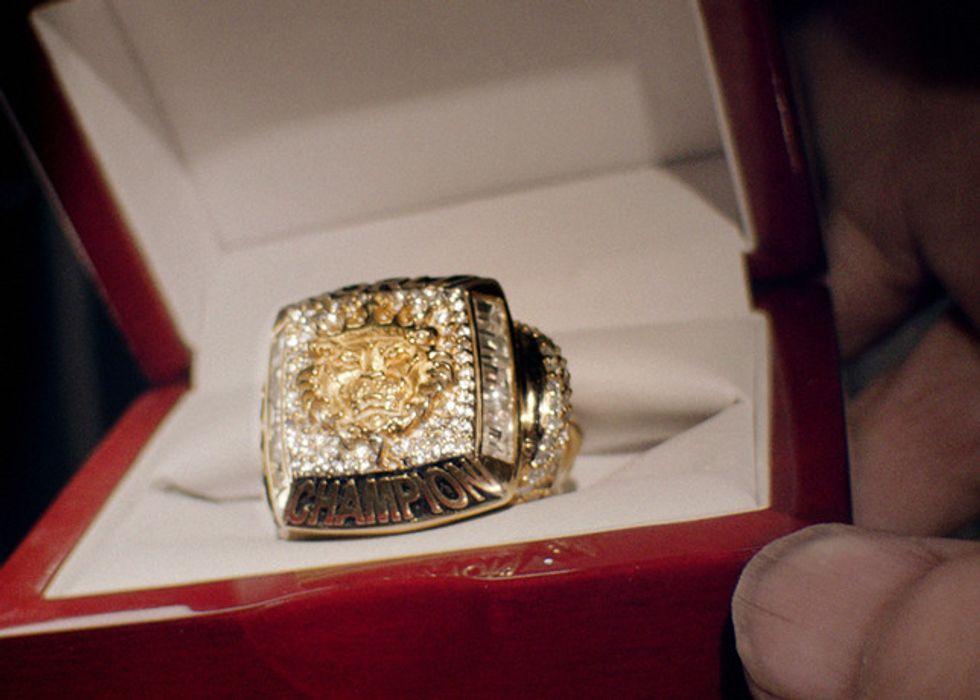 Ritratto di LeBron James, 'il prescelto' che porta l'anello
