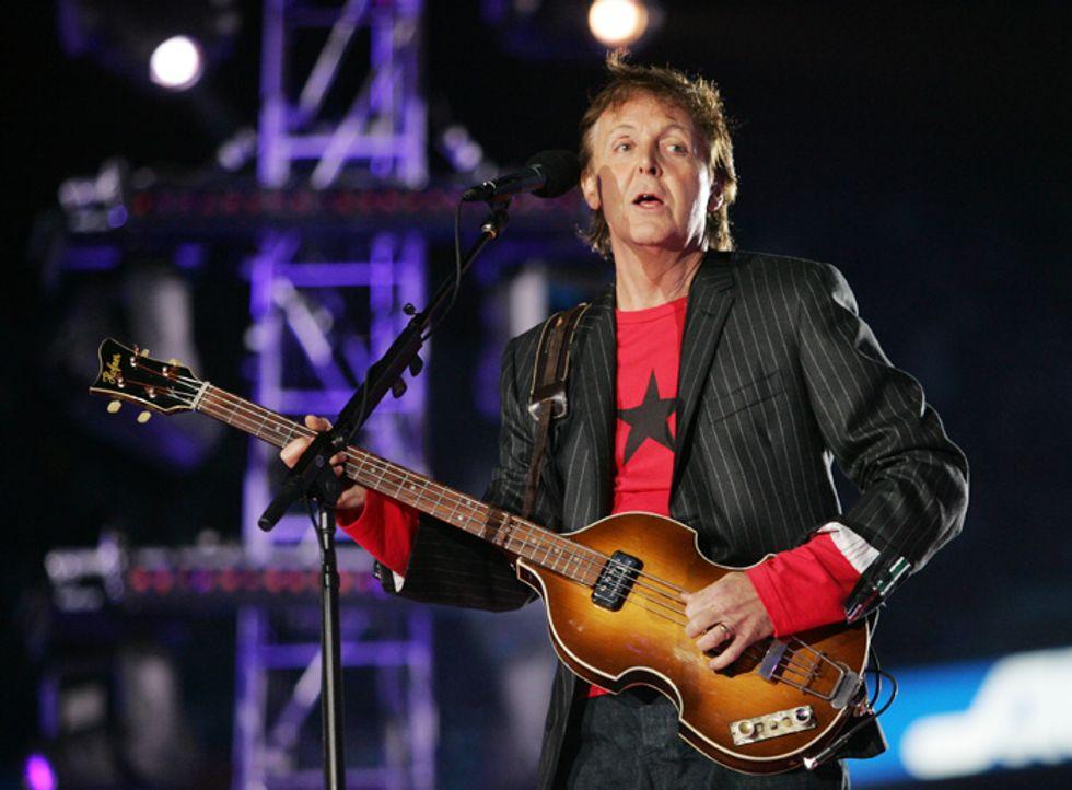 The Art of Paul McCartney: esce l'album-tributo definitivo