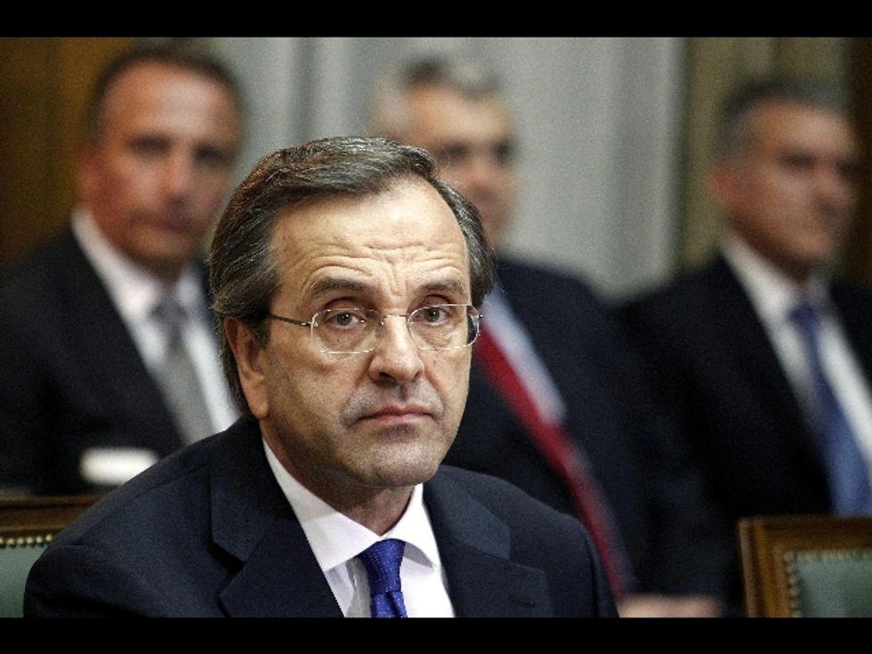Il destino della Grecia è ancora nelle mani della troika