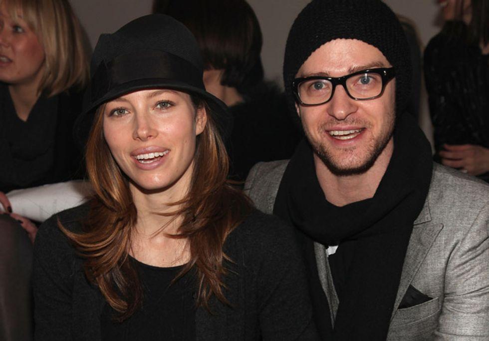 Justin Timberlake e Jessica Biel, fotostoria di un amore