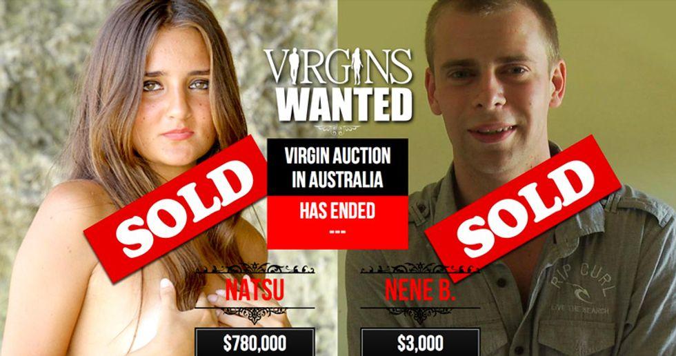 Brasiliana mette in vendita la sua verginità e ne ricava 600 mila euro