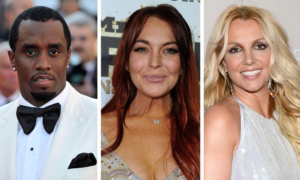 P. Diddy, Lindsay Lohan e altre star: disastri al volante