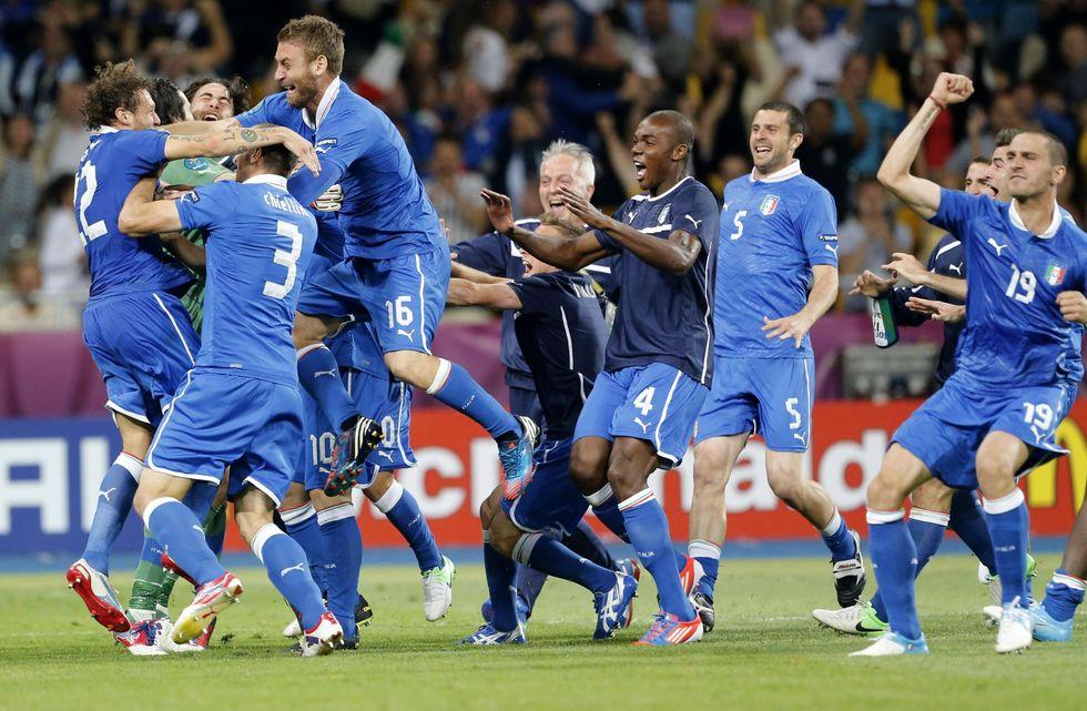 Inghilterra superata. Ora la Germania