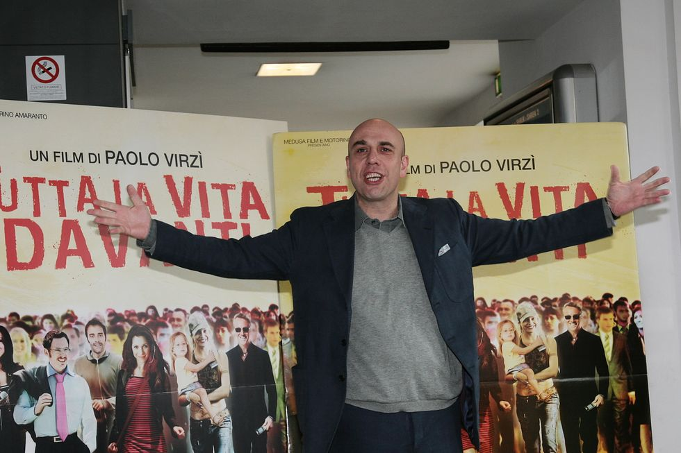 Paolo Virzì e Francesco Pannofino finalmente d'accordo sulla nostra fiction