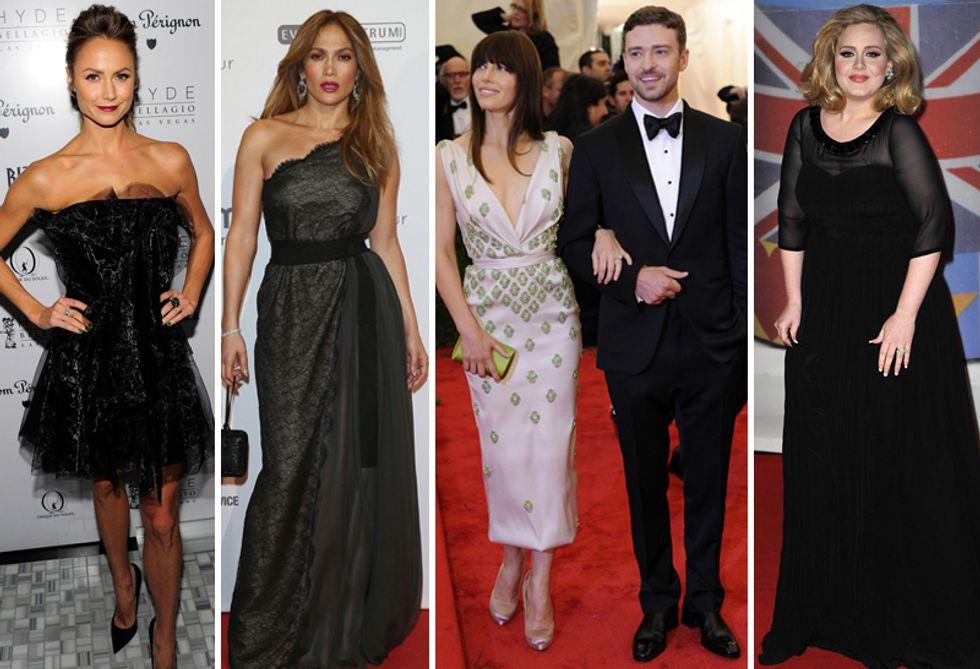 Stacy Keibler non vuole sposare George Clooney, mentre Rihanna fa regali al bebè di Adele