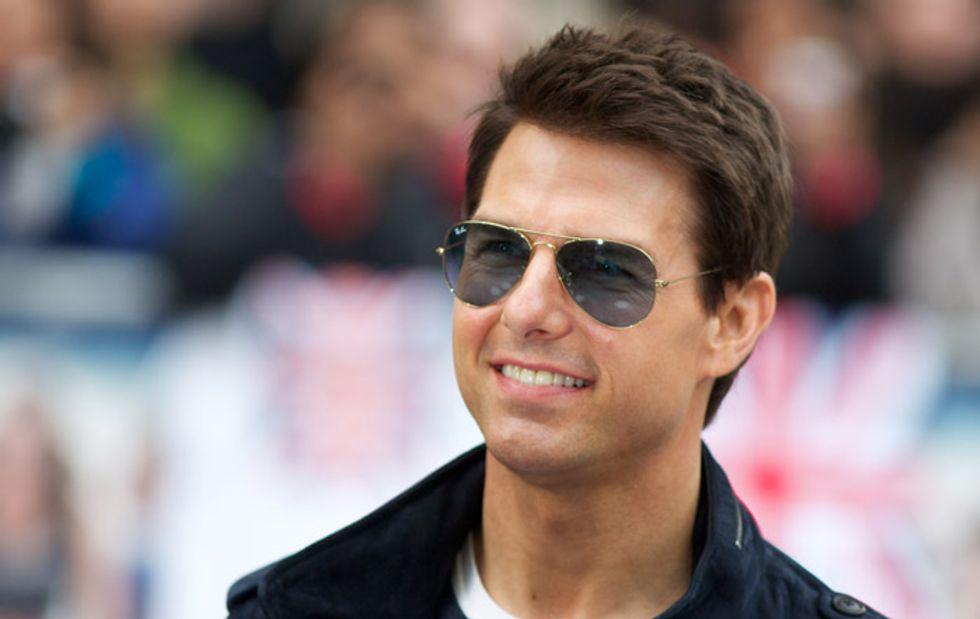 Tom Cruise non lascia Scientology