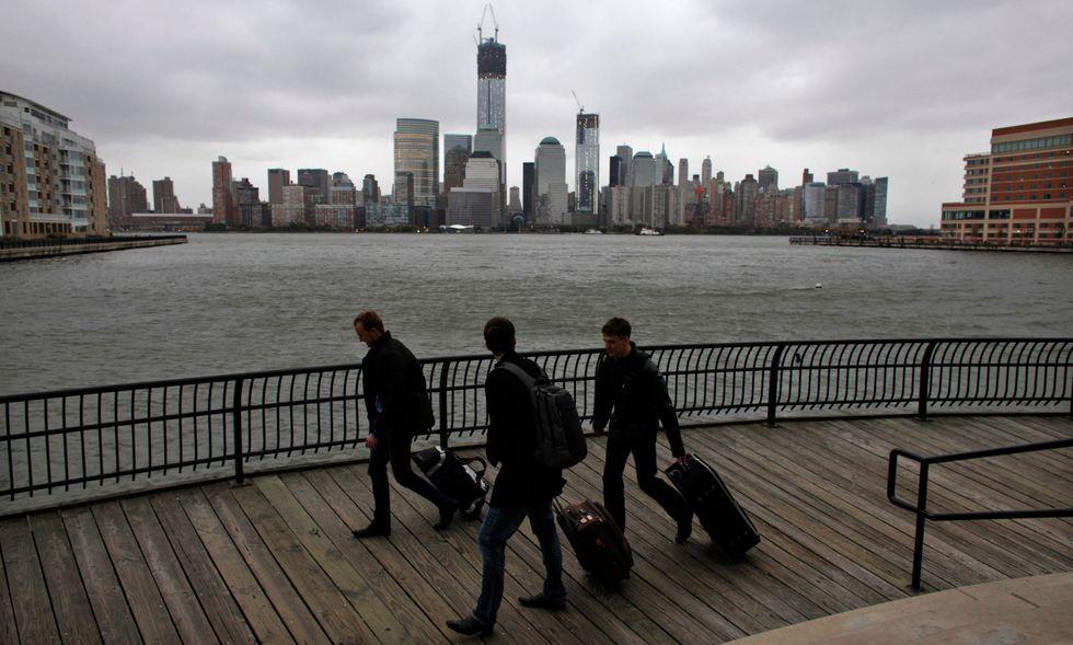 L'uragano Sandy arriva a New York: i tweet delle celebrities dalla Grande Mela