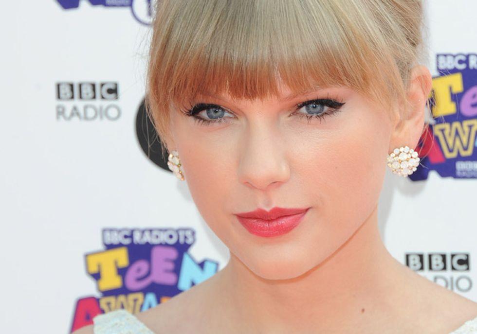 Taylor Swift allo scoperto con Calvin Harris