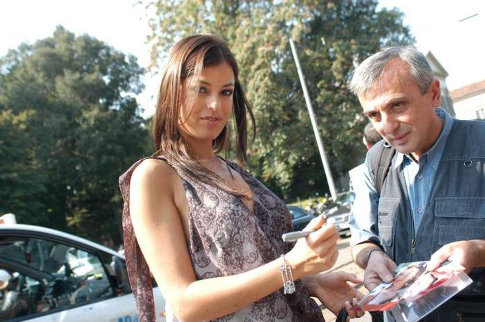 Sara Tommasi: mi sento meglio, ora cambio vita perché non voglio fare la fine di Amy Winehouse