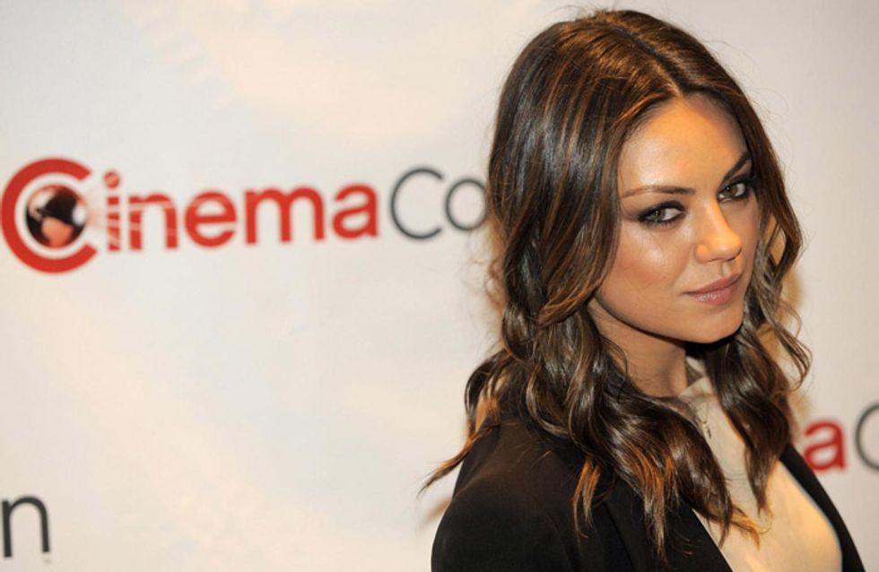 Mila Kunis è incinta, forse anche no, ma Dior la licenzia comunque