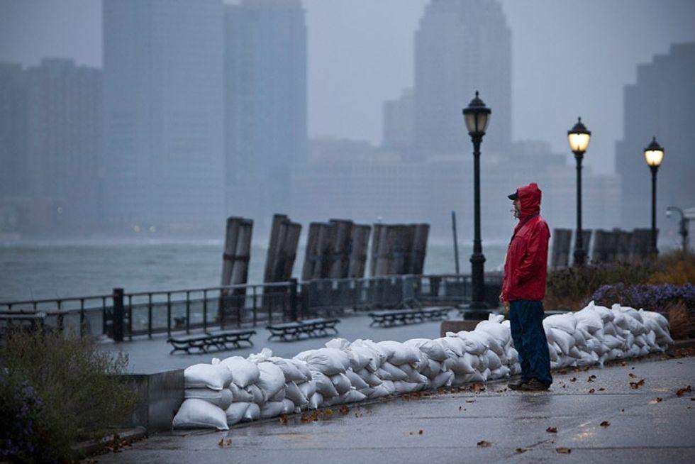 Uragano Sandy, le reazioni delle star