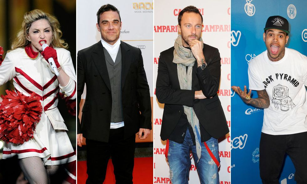 Madonna compra casa a Lourdes mentre Robbie Williams rivela la passione per Mila Kunis