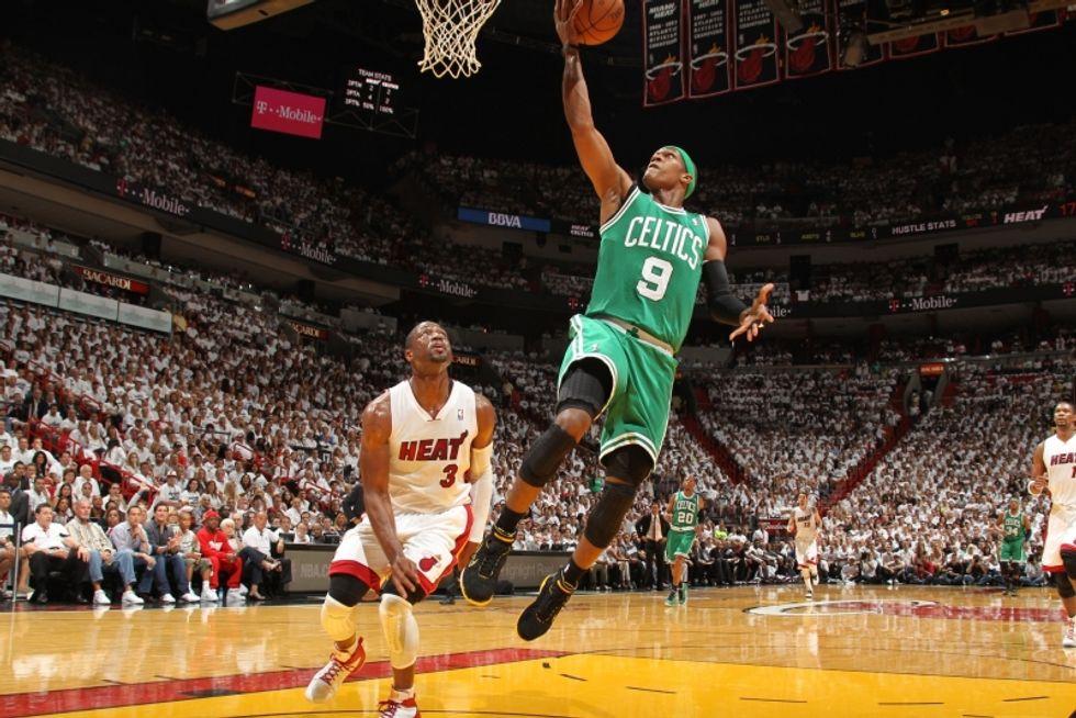 """7 Ottobre: Celtics contro """"Scarpette Rosse"""""""