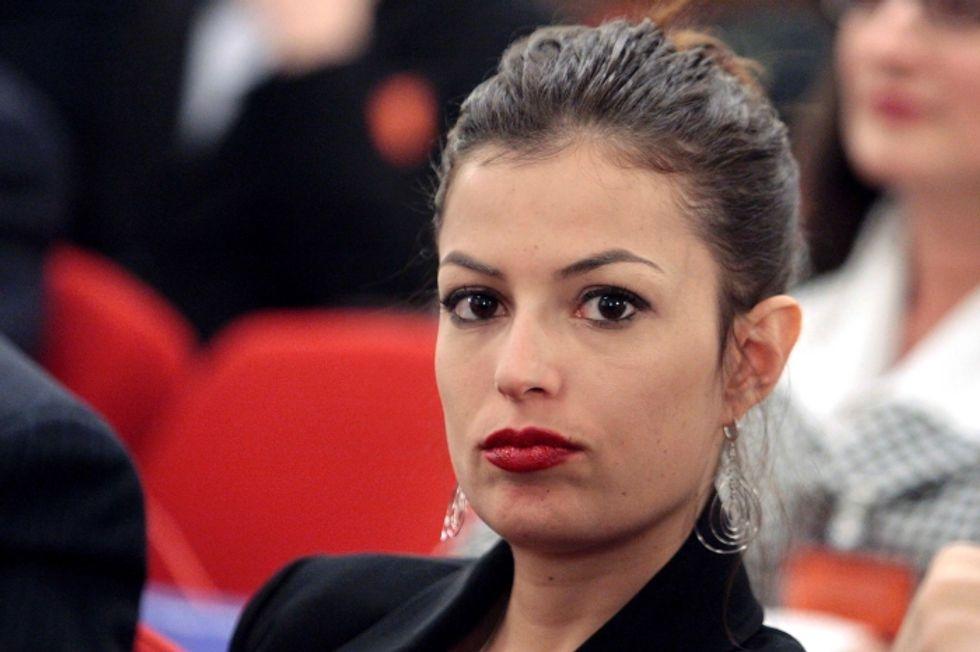 Sara Tommasi chiede i danni al produttore del video hard
