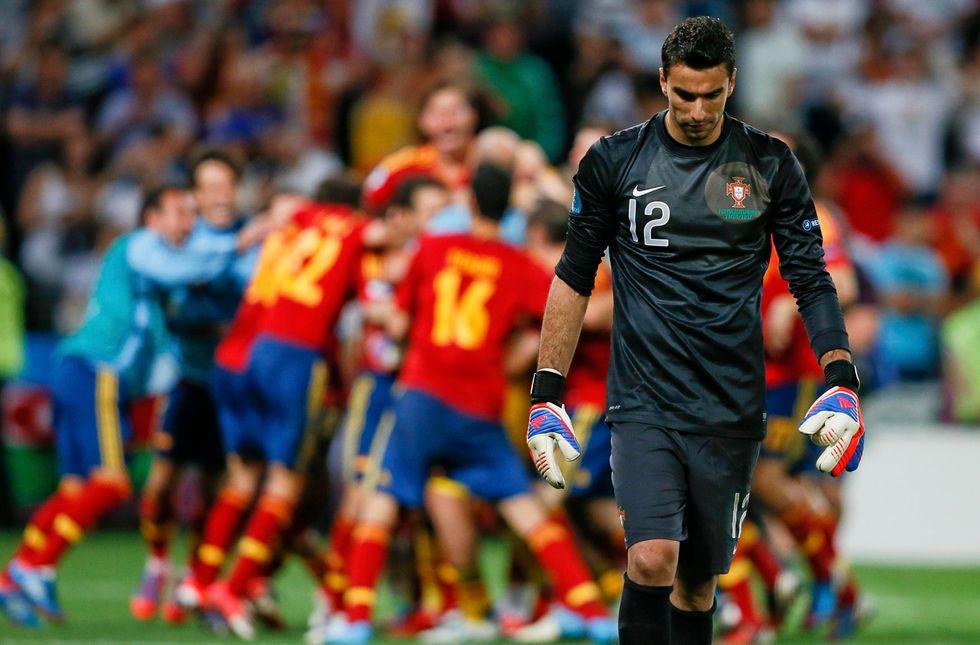 Spagna in finale per la storia. Piange Ronaldo tradito dai compagni
