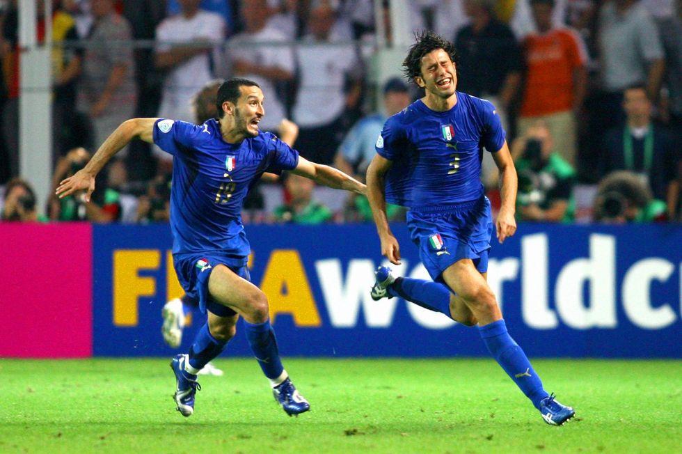 """La """"mia"""" Italia-Germania 2006"""
