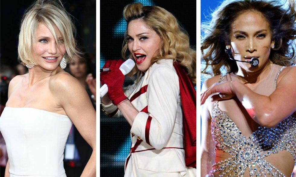 Cameron Diaz, Madonna e altre star: i consigli delle donne vip per rimanere in forma