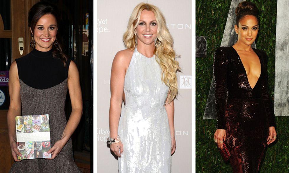 Il libro di Pippa Middleton, le scarpe di Natalie Portman, il ristorante di Britney Spears: anche le star fanno flop