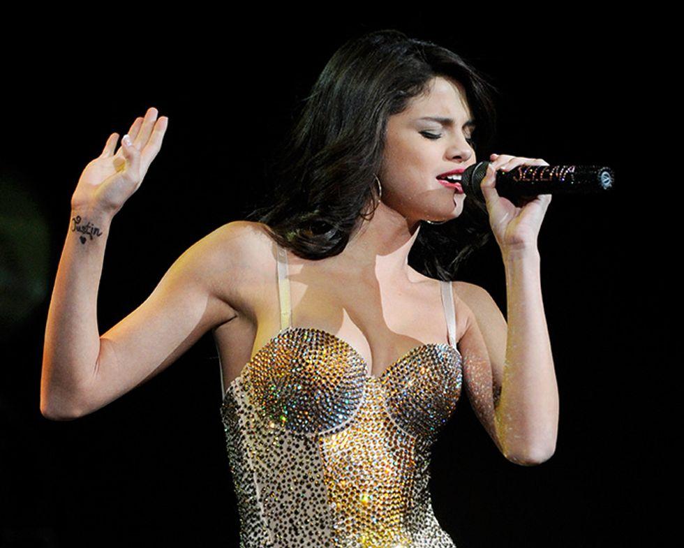 Selena Gomez si ritira dalle scene