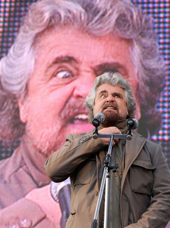 Beppe Grillo, il vizietto della figlia fa il giro del web