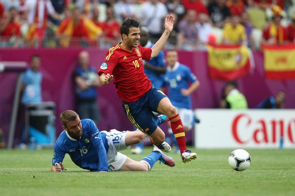 Euro 2012, Italia-Spagna, i precedenti