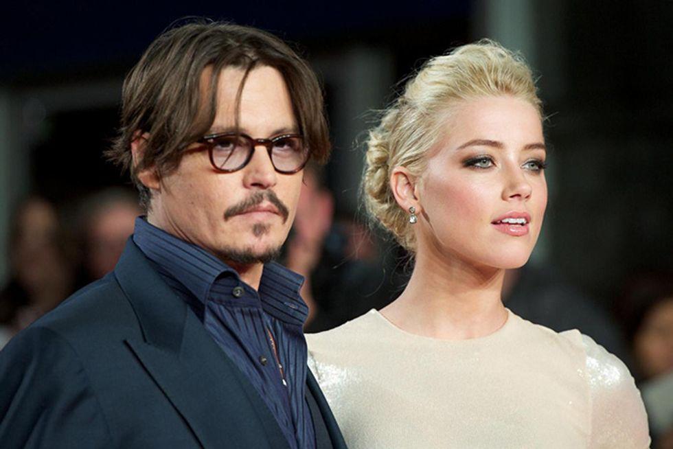 Johnny Depp e Amber Heard, un amore mai finito