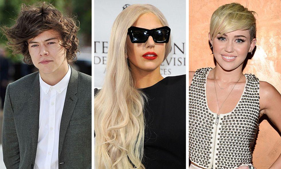 Da Harry Styles a Lady Gaga, le star che fanno impazzire i fan