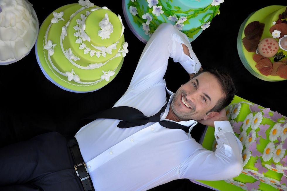 "Renato Ardovino: ""Vi svelo tutti i segreti del cake design"""