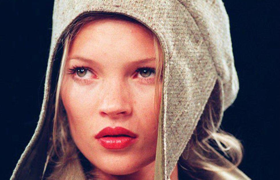 Kate Moss, iconografia di una modella intramontabile