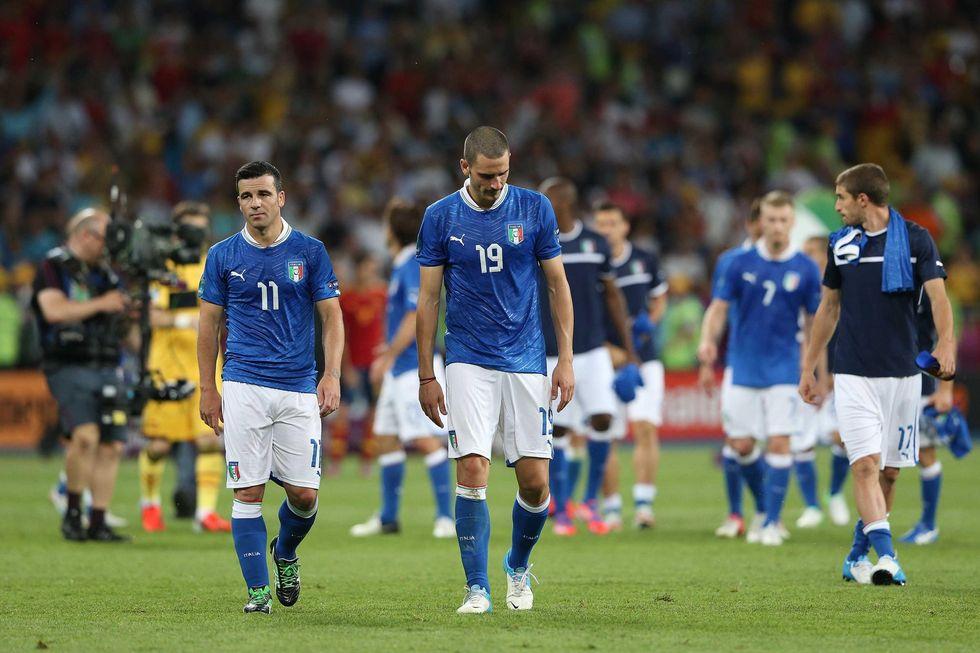 Euro 2012: il pagellone degli Azzurri