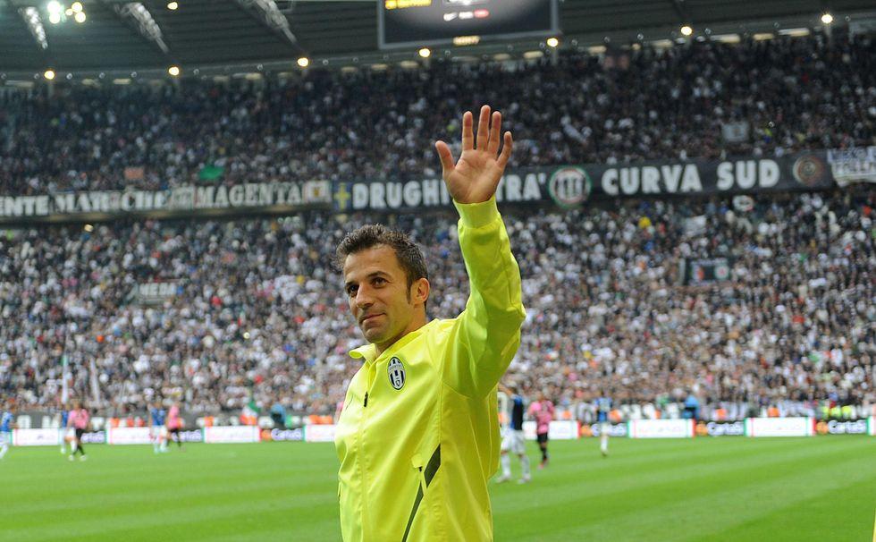 Del Piero - Sampdoria: ecco il progetto