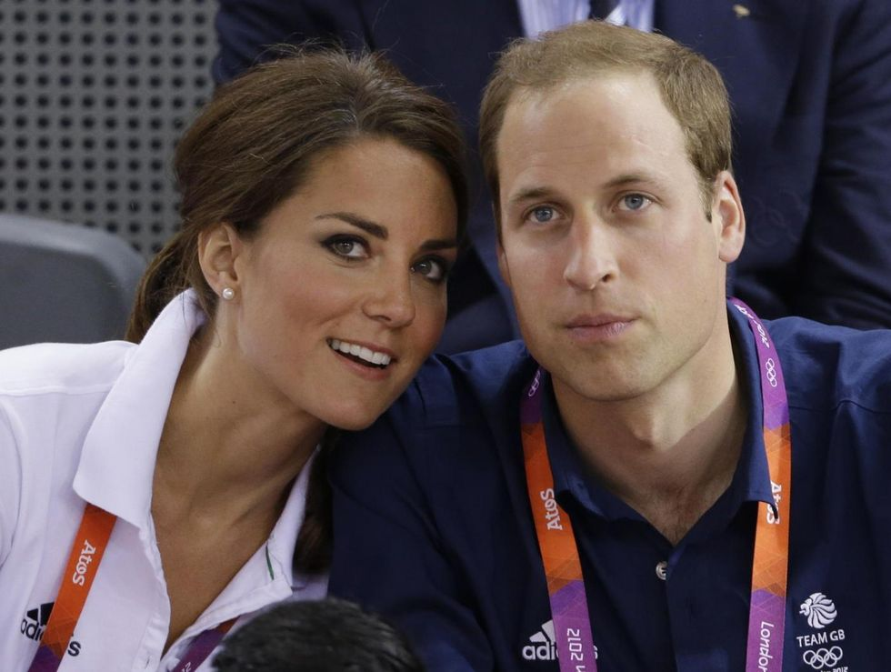 William e Kate aspettano un erede