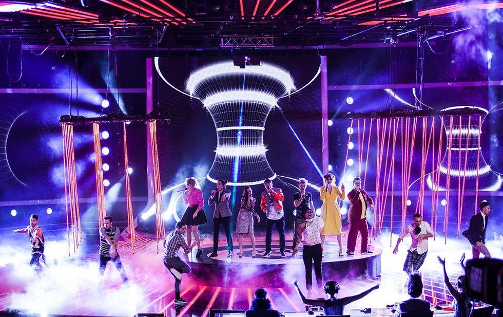 X Factor 6 - la semifinale