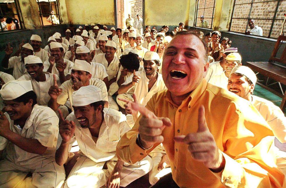 Ecco l'università della risata, in cattedra il guru delle star