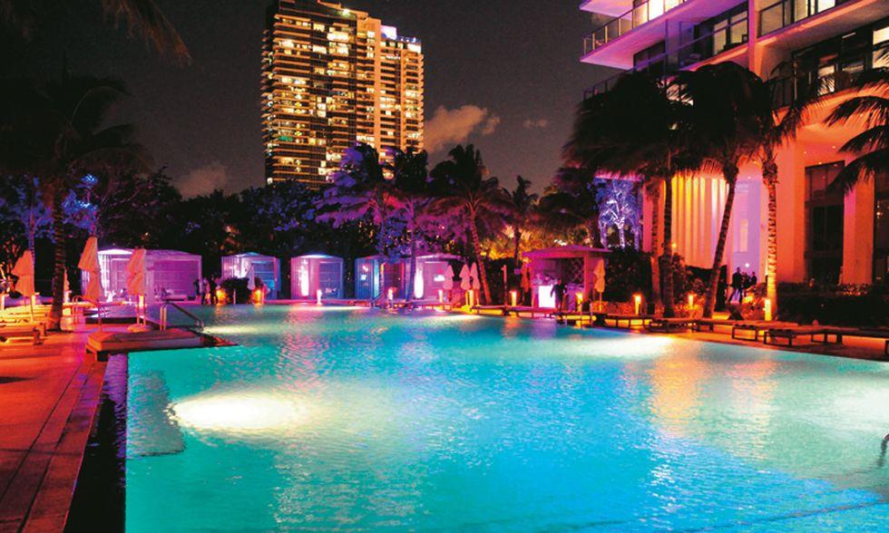 Tutti a Miami per collezionare feste