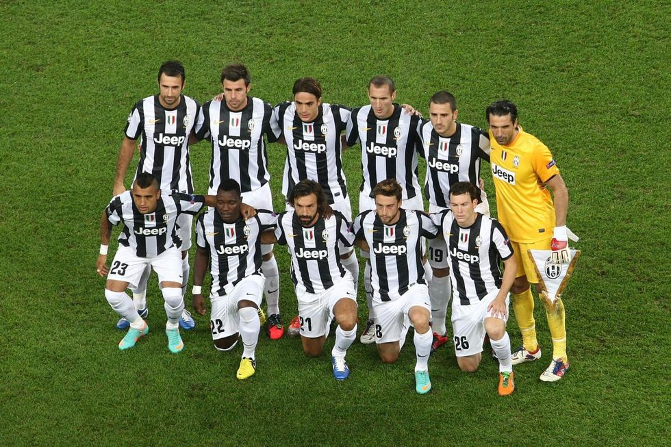 La Juventus punta a infrangere ogni record