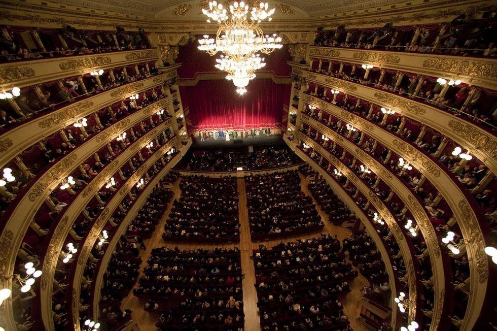 La Prima della Scala, un'occasione glamour mancata