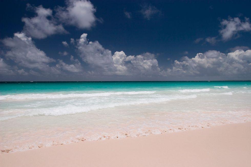 Le spiagge più colorate al mondo
