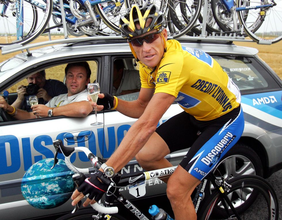 Armstrong ed altre storie di doping